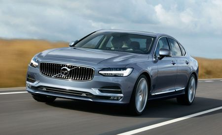 Volvo S90 To Be First Car Fitted with Standard Semi-Autonomous Tech