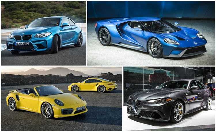 Hot Metal: The Most Anticipated New Cars of 2016