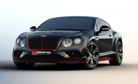 W.O. Goes to Walmart: Bentley Announces Monster by Mulliner