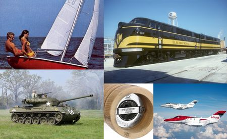 24 Things You Didn't Expect Were Made by Car Companies
