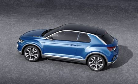 Volkswagen Said to Be Prepping Two New Baby SUVs
