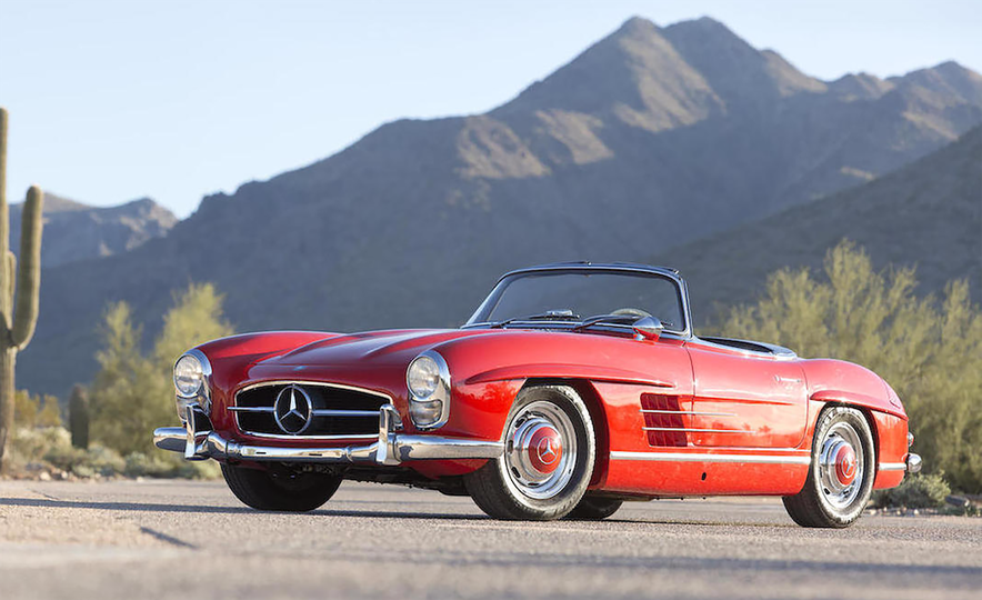 So Much Money: Top 25 Sales of the 2016 Arizona Auctions - Slide 8