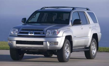 Toyota Recalls 320,000 Trucks and SUVs for Accidental Airbag Deployment