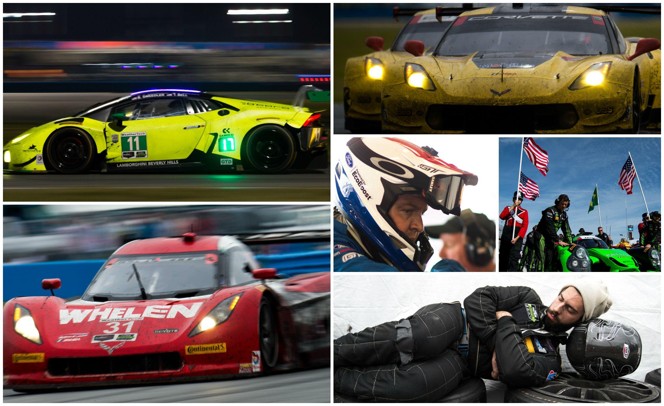 The 2016 24 Hours of Daytona in 40 Stunning Photos