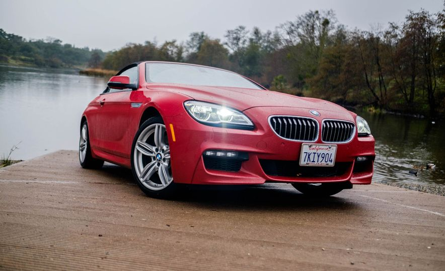 2016 BMW 640i convertible - Slide 2