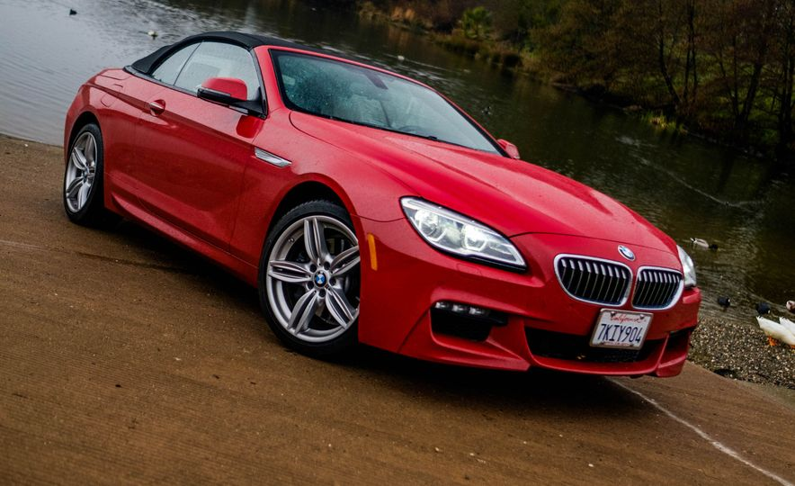 2016 BMW 640i convertible - Slide 5