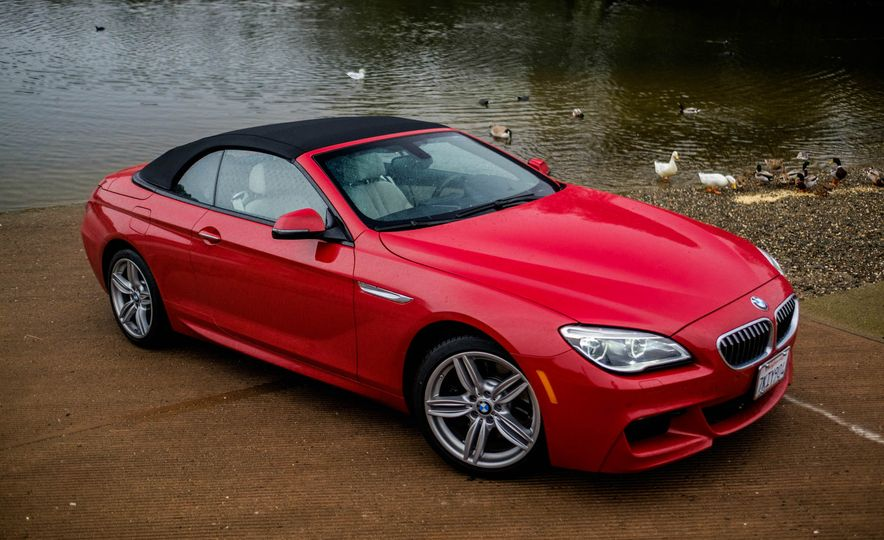 2016 BMW 640i convertible - Slide 3
