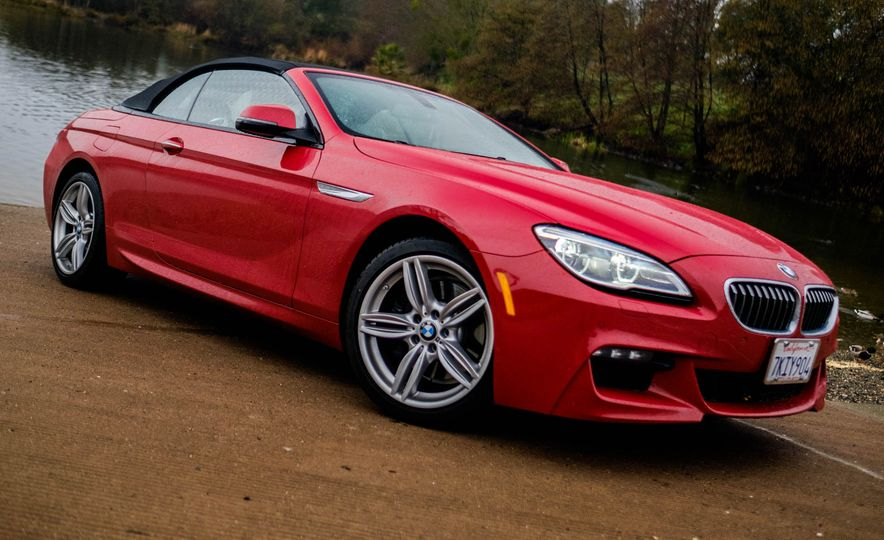 2016 BMW 640i convertible - Slide 6