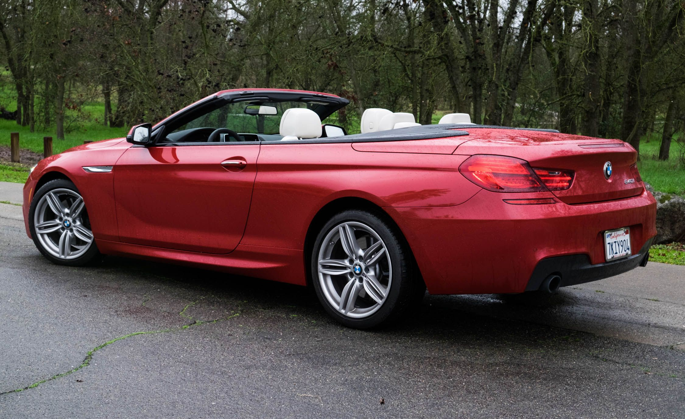 BMW Series Reviews BMW Series Price Photos And Specs Car - Bmw 640i convertible 2014