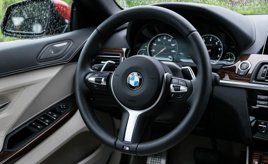 2016 BMW 640i convertible - Slide 13