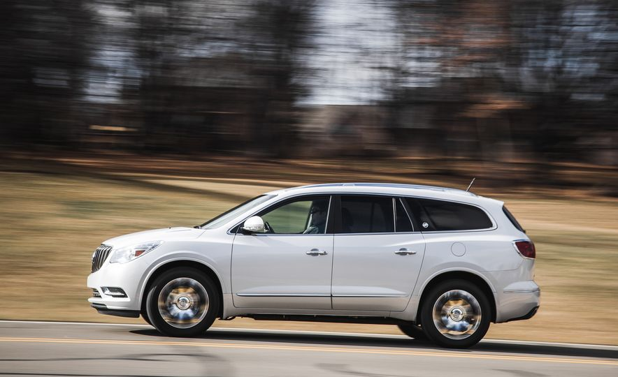 2016 Buick Enclave AWD - Slide 6