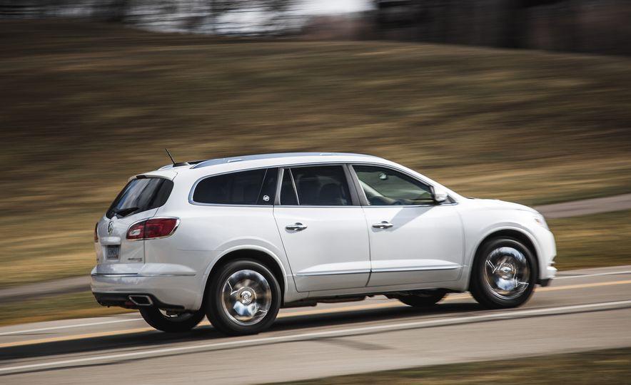 2016 Buick Enclave AWD - Slide 8