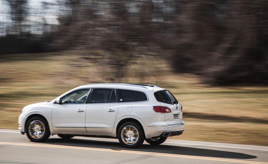 2016 Buick Enclave AWD - Slide 11