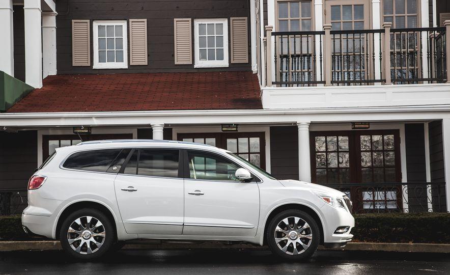 2016 Buick Enclave AWD - Slide 14