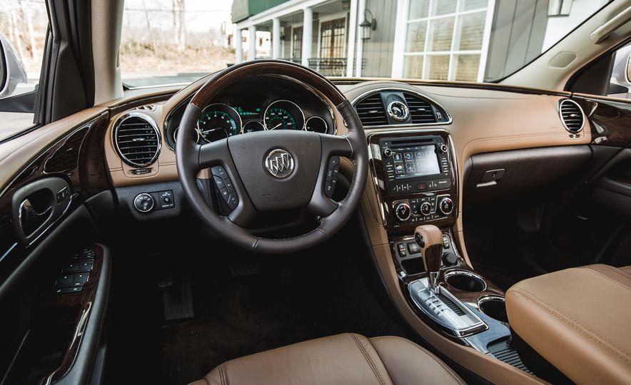 2016 Buick Enclave AWD - Slide 27