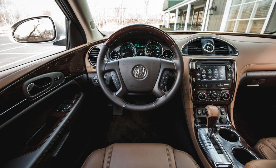 2016 Buick Enclave AWD - Slide 28