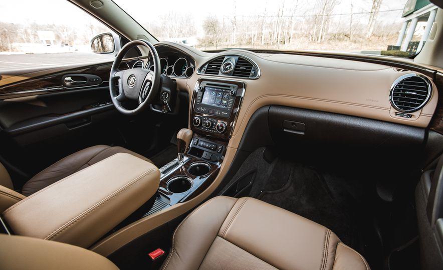 2016 Buick Enclave AWD - Slide 30