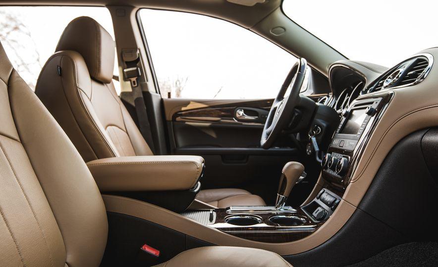 2016 Buick Enclave AWD - Slide 31
