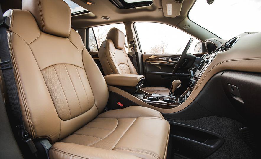 2016 Buick Enclave AWD - Slide 33