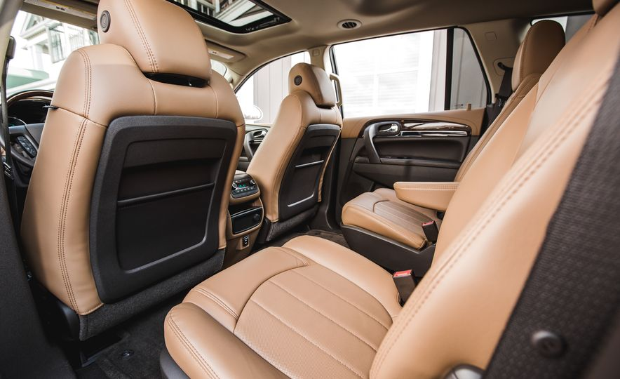 2016 Buick Enclave AWD - Slide 34