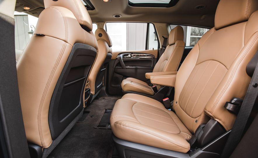 2016 Buick Enclave AWD - Slide 35
