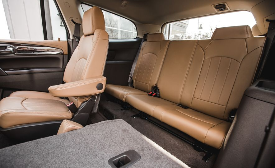 2016 Buick Enclave AWD - Slide 37