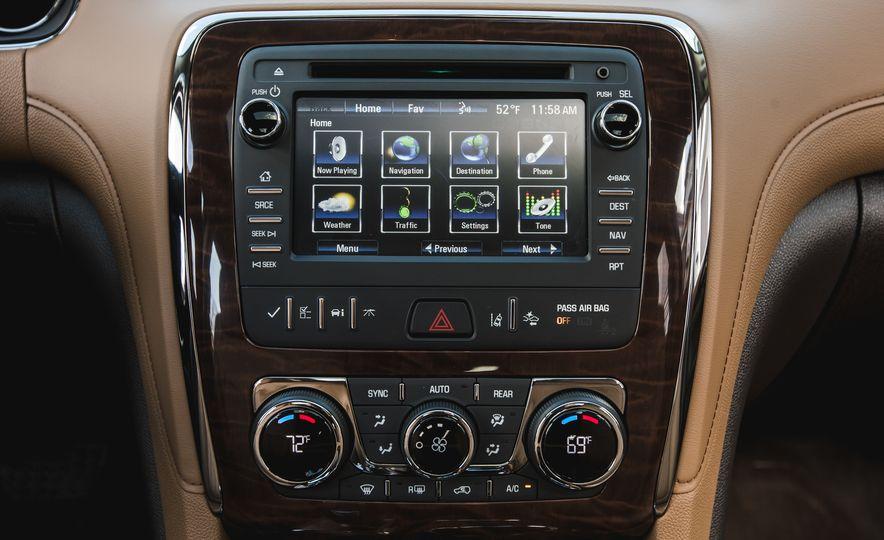 2016 Buick Enclave AWD - Slide 39
