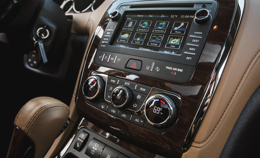2016 Buick Enclave AWD - Slide 41