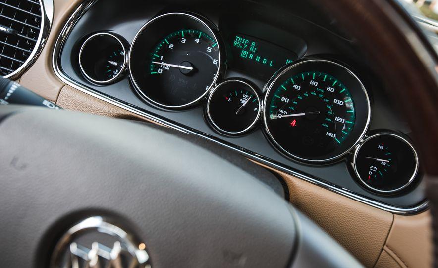 2016 Buick Enclave AWD - Slide 43