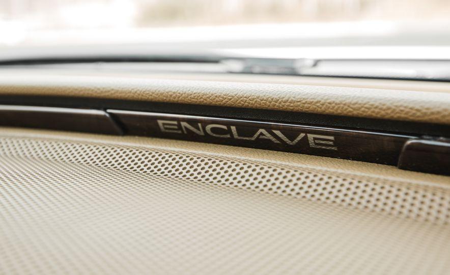 2016 Buick Enclave AWD - Slide 47