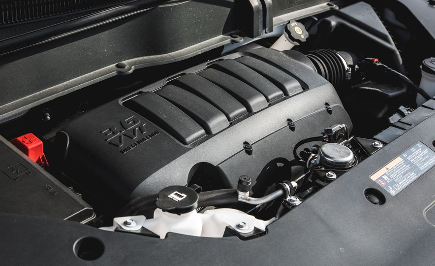 2016 Buick Enclave AWD - Slide 48