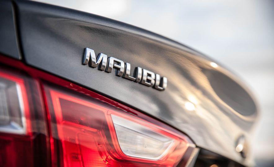 2016 Chevrolet Malibu LT 1.5T - Slide 18