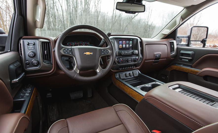 2016 Chevrolet Silverado 2500HD 4x4 High Country - Slide 35