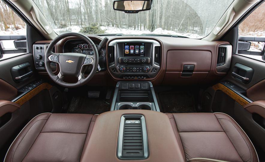 2016 Chevrolet Silverado 2500HD 4x4 High Country - Slide 36