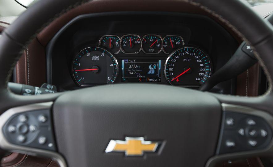 2016 Chevrolet Silverado 2500HD 4x4 High Country - Slide 50