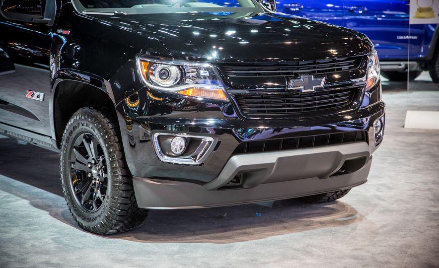 2016 Chevrolet Silverado 1500 Z71 Midnight Edition - Slide 37