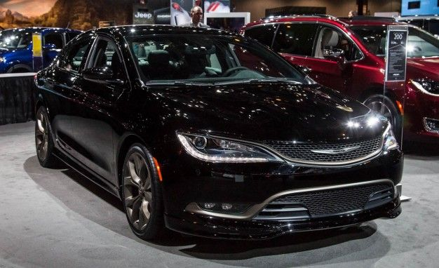 Cool It Now: Chrysler 300S and 200S Alloy Editions Are New Additions