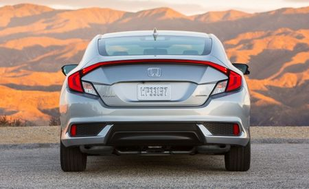 Honda Offering 1.5L Turbo Engine with Stick Shift on All 2017 Civic Body Styles