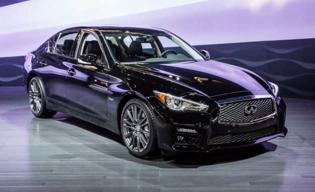 2016 Infiniti Q50 Red Sport 400 First Drive | Review | Car and Driver