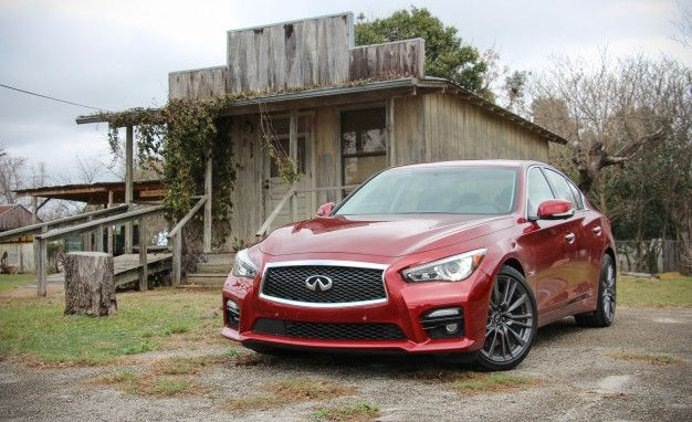 Q50 Hits $50K: Infiniti Releases Pricing for the Q50 Red Sport 400