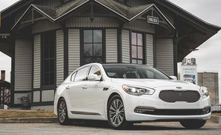 Kia UVO Luxury Services: More Better Connectivity Services for K900 Buyers