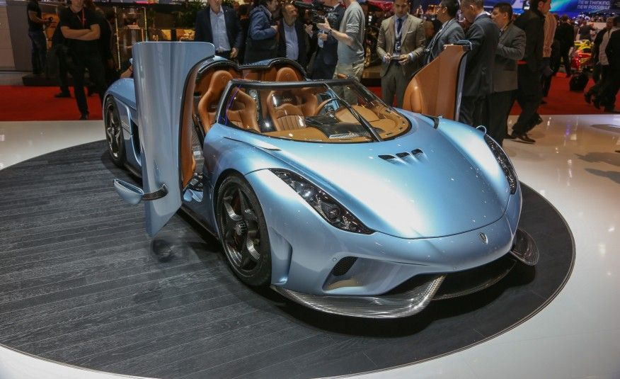 Big Money: The Most Expensive Production Cars You Can Buy Today - Slide 50