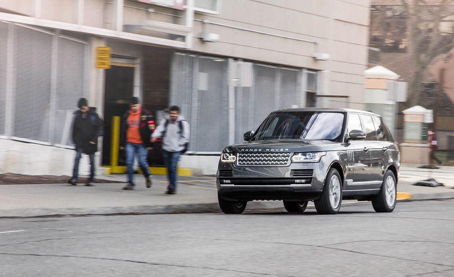 2016 Land Rover Range Rover HSE Td6 - Slide 1