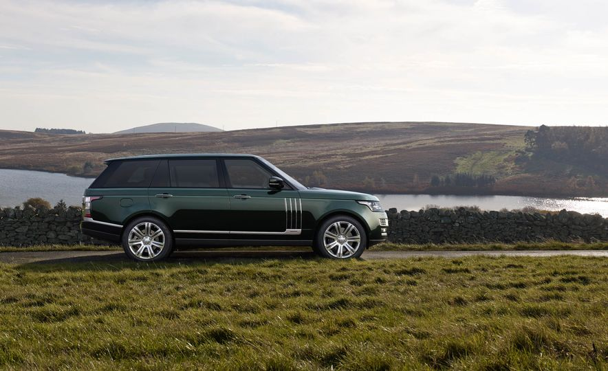 2016 Land Rover Range Rover Holland & Holland Edition - Slide 2