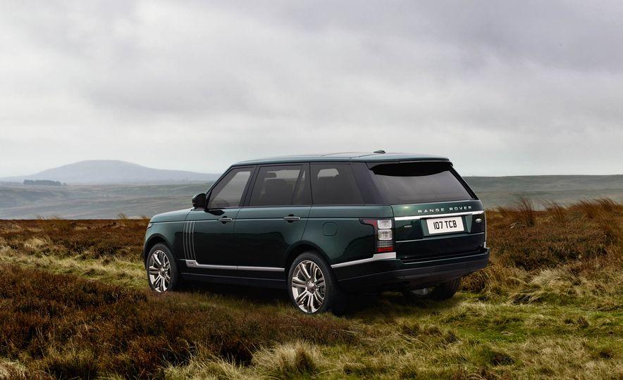 2016 Land Rover Range Rover Holland & Holland Edition - Slide 3
