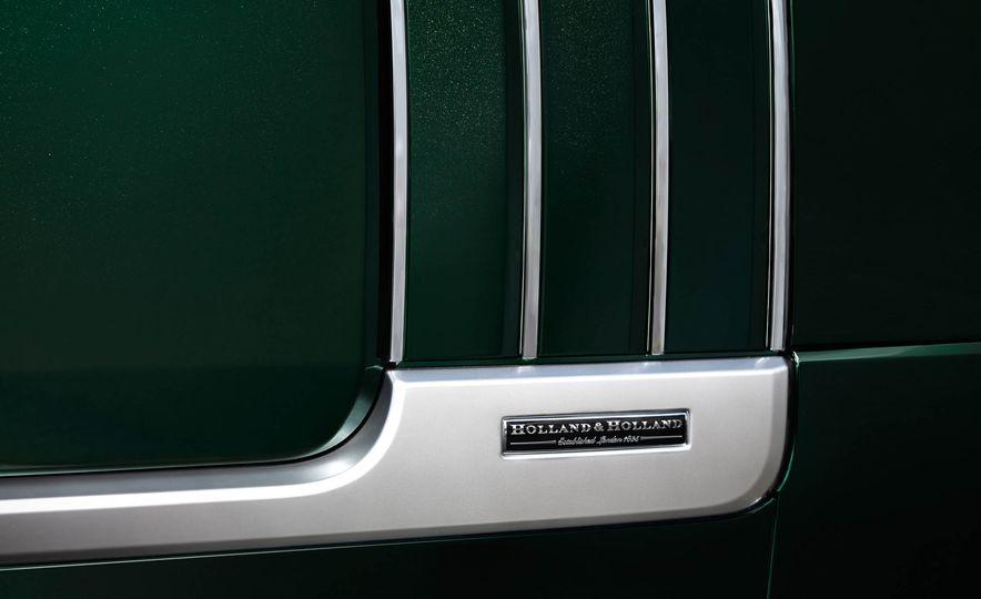 2016 Land Rover Range Rover Holland & Holland Edition - Slide 4