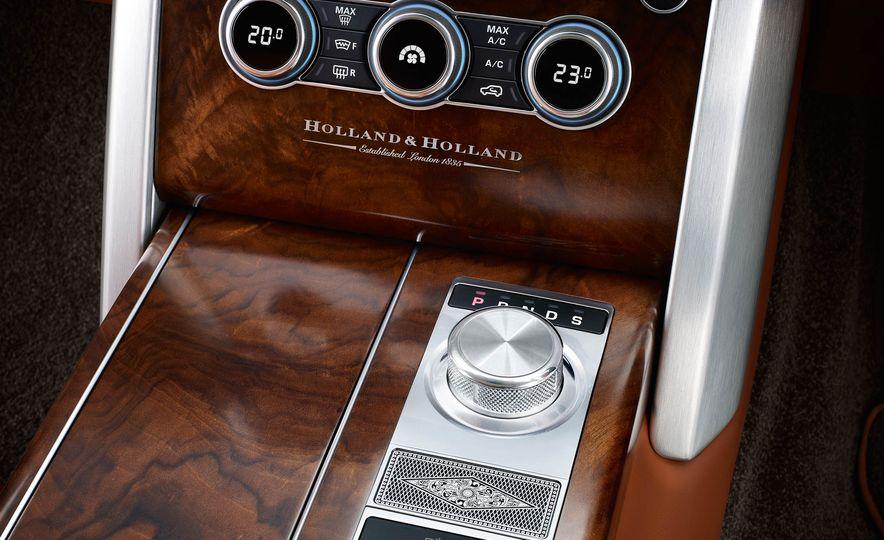 2016 Land Rover Range Rover Holland & Holland Edition - Slide 7