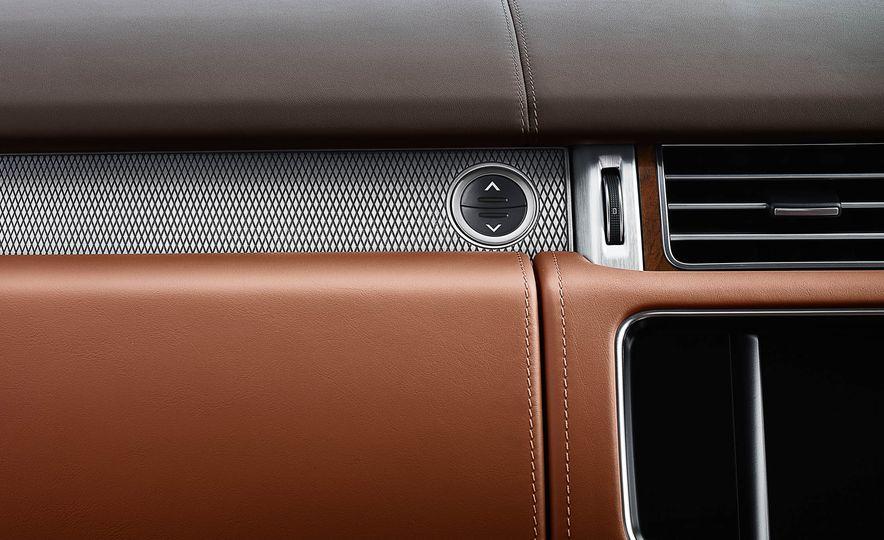 2016 Land Rover Range Rover Holland & Holland Edition - Slide 8