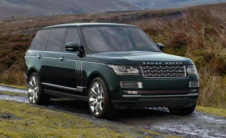 Fully Loaded: $245K Range Rover Holland & Holland Edition Coming to U.S.