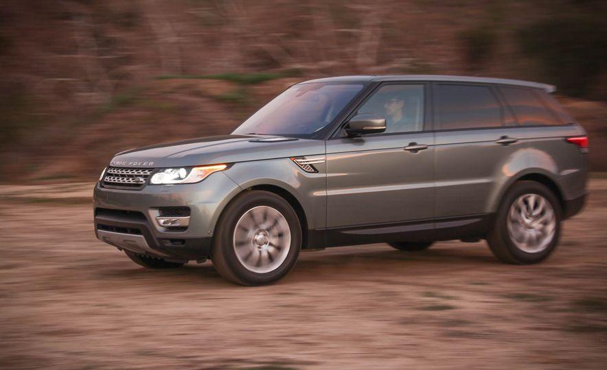 2016 Land Rover Range Rover Sport Td6 - Slide 3